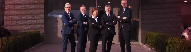 Das Team von Wenker Ostendorf & Partner